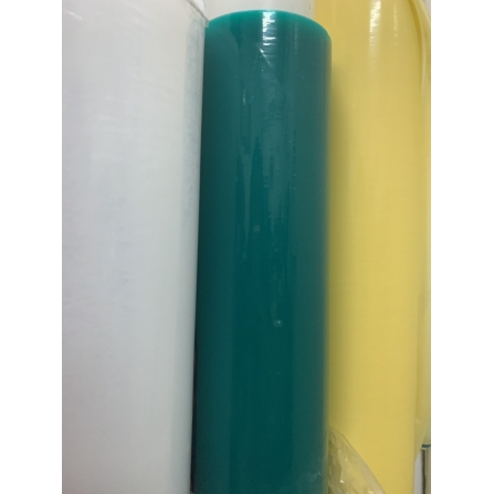 Rubber-free protective film